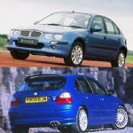 Rover 200, 25 and MGZR